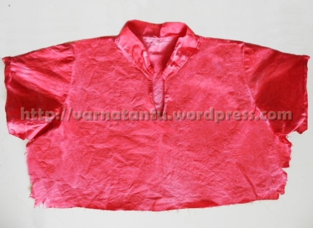 11t 8 Ironed Material