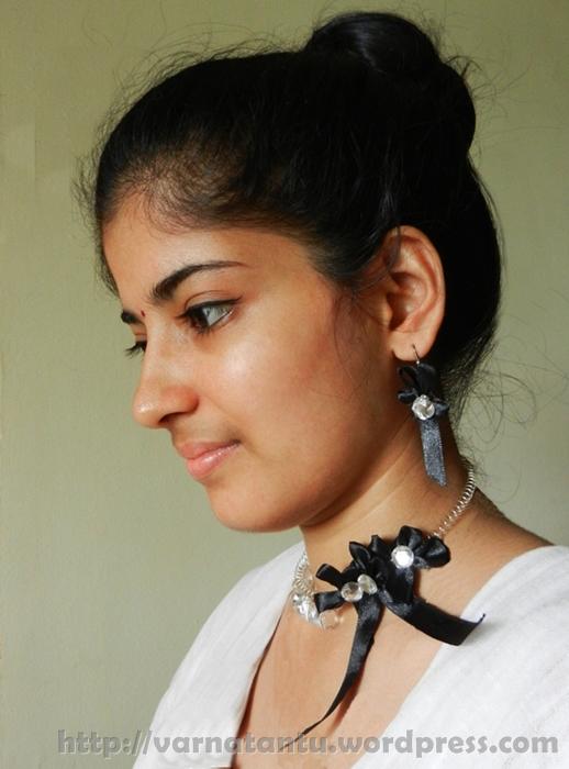17T DIY Satin Ribbon Jewelry