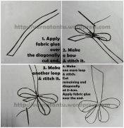 17T 1a Ribbon Flower