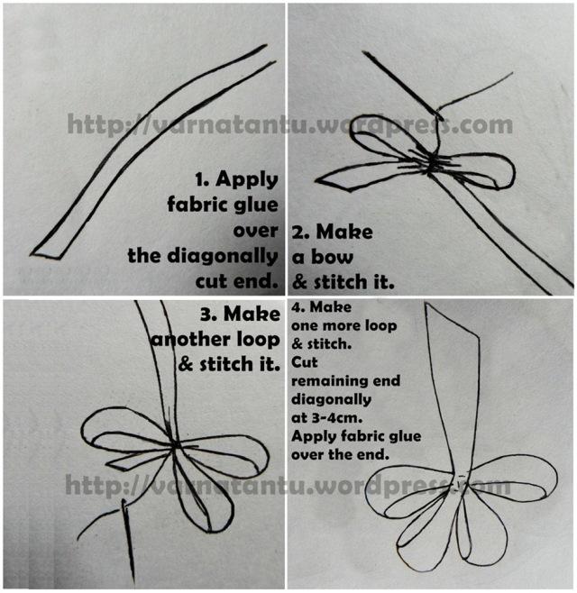 17T 1a DIY Ribbon Flower