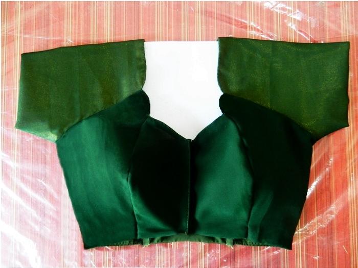 blouse cutting and stitching pdf
