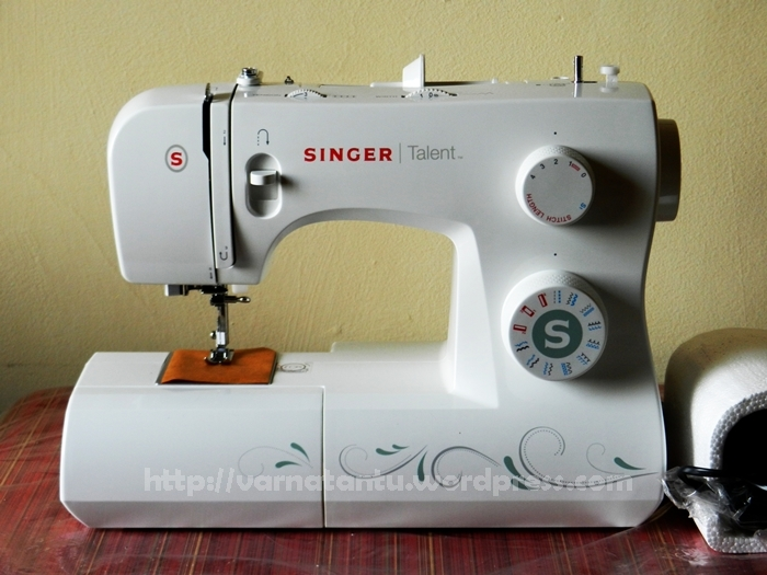 Singer Talent 3321 - A Review (1/3)