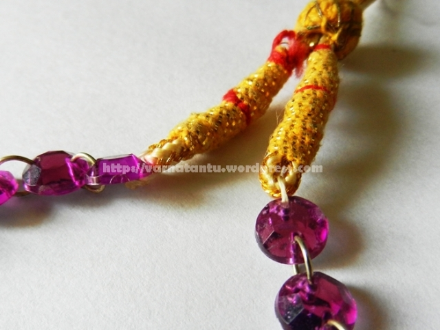 Joining Adjustable Braided Cord