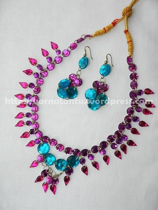 Kundan Costume Jewellery Set