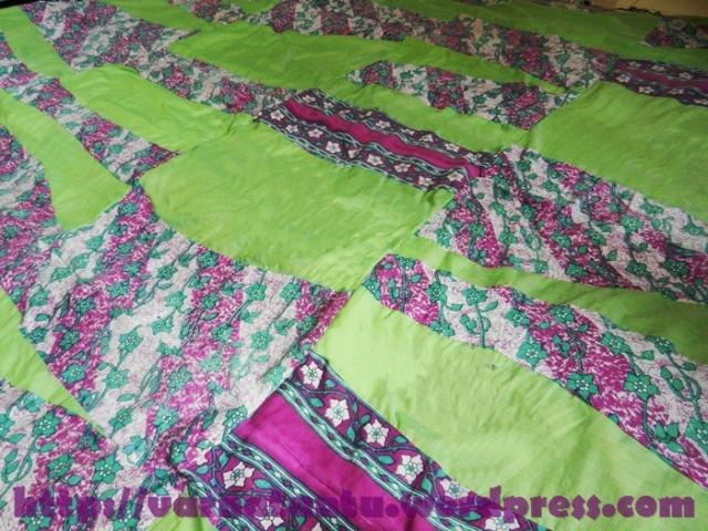 Quilt Cover Front Part