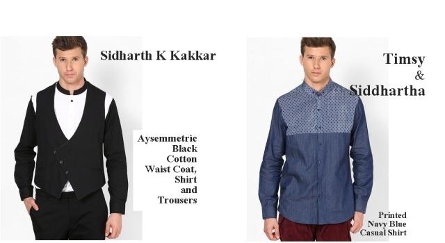 Sidharth K Kakkar and Timsy & Siddhartha