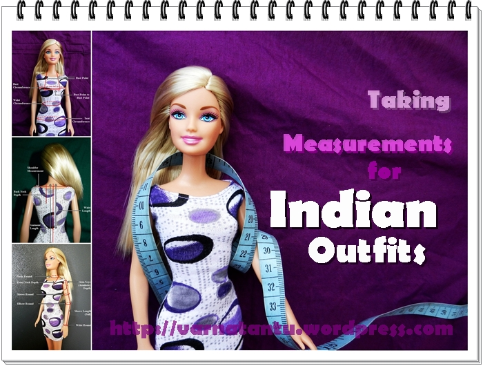 How to Take Measurements for Indian Outfits? (1/6)