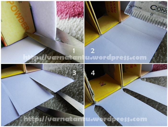 DIY Multi-compartment Organiser for Underclothes/Innerwears & Hankies (6/6)