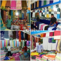 Indian Textiles @ Bharatiya Craft Mela
