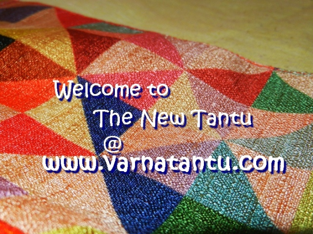 Welcome to the new Tantu at varnatantu dot com